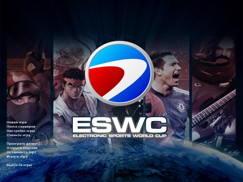 Скачать КС 1.6 ESWC Gaming