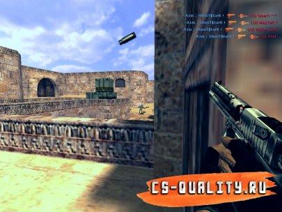 Обучение игры в CS 1.6 - Обучение стрельбе, трюки CS 1.6, подсадки ... | 304x405
