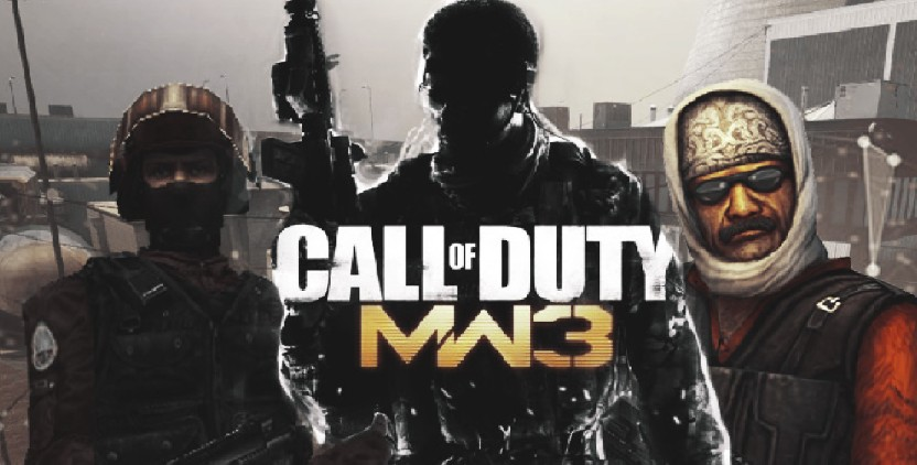 Сборка CS 1.6 Call Of Duty Mw 3