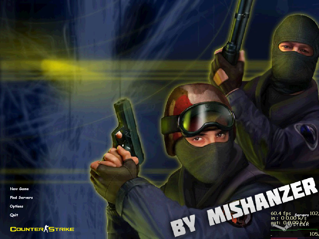 Counter-Strike 1.6 от mishanzer