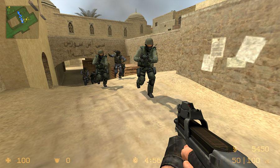 Counter Strike Source V70 скачать